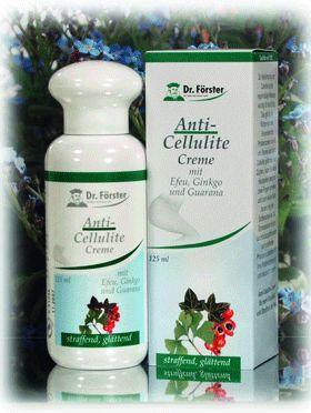 anti cellulitis creme